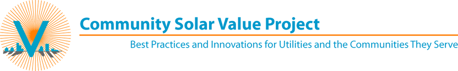 Community Solar Value Project
